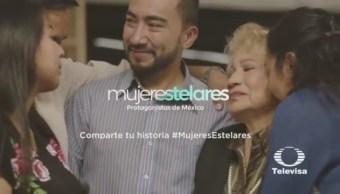 Mujeres Estelares Invitamos Lucero Vivir Experimento Mujeres Estelares