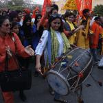 Mujeres de todo el mundo reivindican la igualdad en jornada histórica
