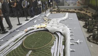 Cancelar construcción del aeropuerto mermará la confianza de los inversionistas