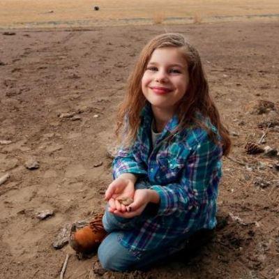 Niña de 6 años encuentra fósil de 65 millones de años de antigüedad en EU