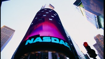 Nasdaq abre a la baja en la Bolsa de Nueva York