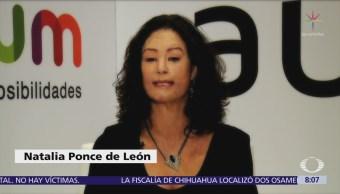 Natalia Ponce de León se recupera tras ataque sufrido con ácido sulfúrico
