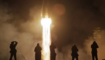 Balón del Mundial de Rusia viaja en la nave Soyuz hacia EEI