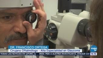 Glaucoma, el ladrón silencioso de la vista
