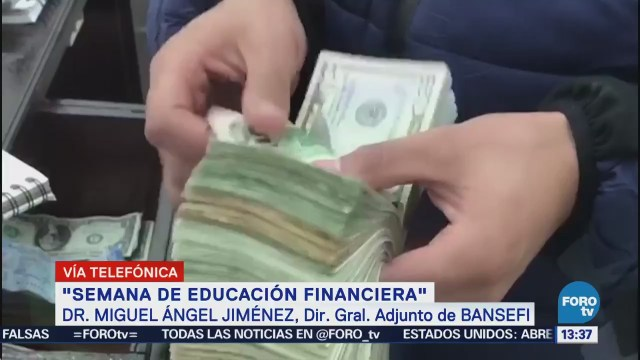 Semana Educación Financiera Estados Unidos