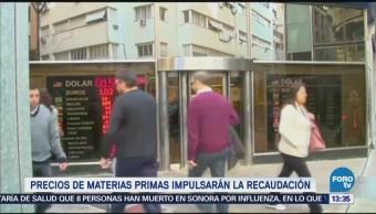 Ocde Prevé Aumento Recaudación Tributaria América Latina