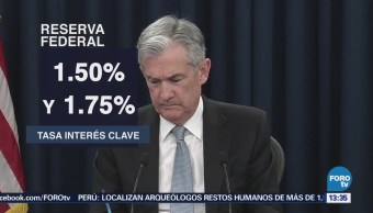 Reserva Federal emite anuncio de política monetaria