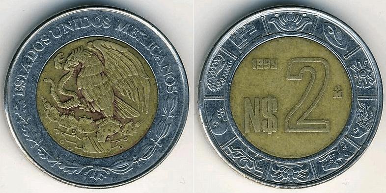73c2763263c9 Tienes monedas de  Nuevos Pesos   Esto valen ahora…