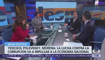 Nuño, Zepeda y Polevnsky analizan en Despierta los aranceles y el TLCAN