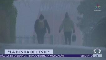 Ola de frío siberiano desata el caos en Reino Unido
