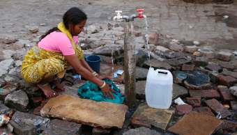 ONU: Más de dos mil millones de personas carecen de agua potable