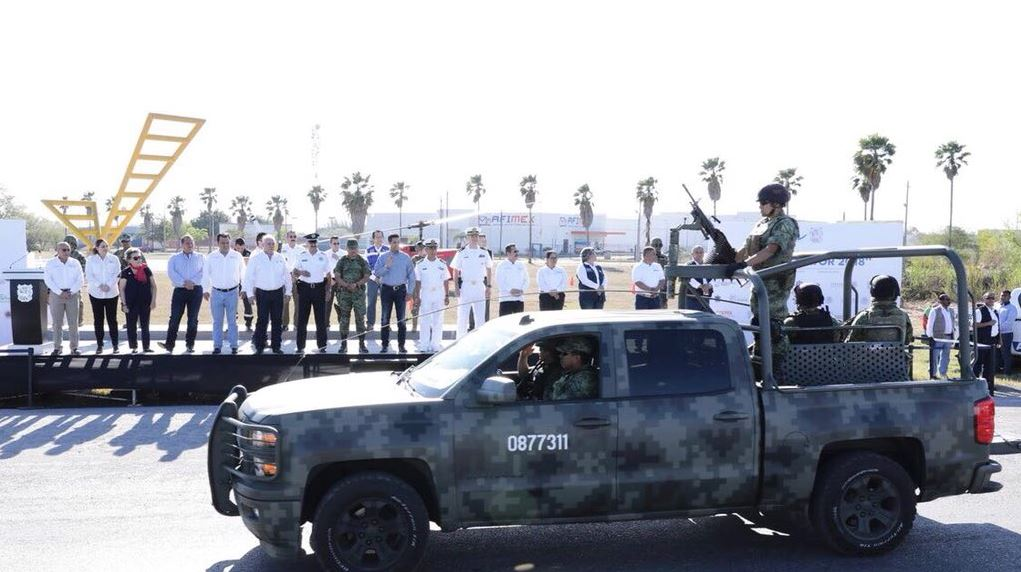 Gobierno de Tamaulipas condena emboscadas a marinos