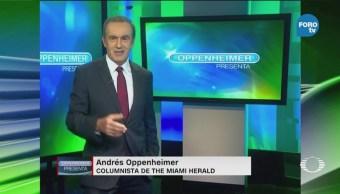 Oppenheimer: programa del 10 de marzo de 2018