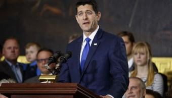 Paul Ryan pide Trump considerar consecuencias imponer aranceles