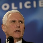 Mike Pence promete que muro con México se va a construir completo
