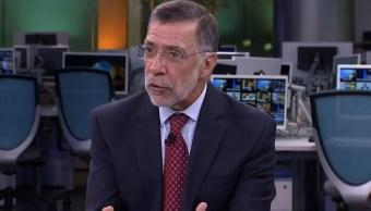 El periodista René Delgado habla en Despierta con Loret sobre la estabilidad del peso mexicano. (Noticieros Televisa)