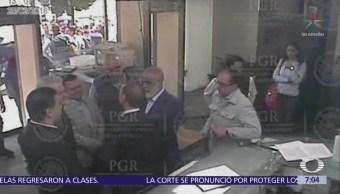 PGR difunde video de Ricardo Anaya en sus instalaciones