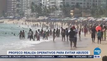 Playas mexicanas listas y en óptimas condiciones para recibir al turismo