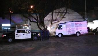 muerto provoca confusion entre policias cdmx y naucalpan