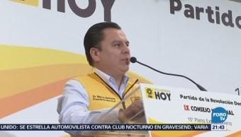 PRD pide que independientes acaten reglas del proceso electoral
