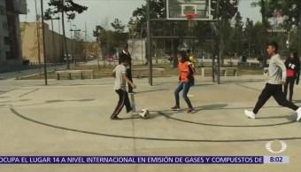 'Proyecto Cantera' utiliza el futbol para sacar a niños de las calles