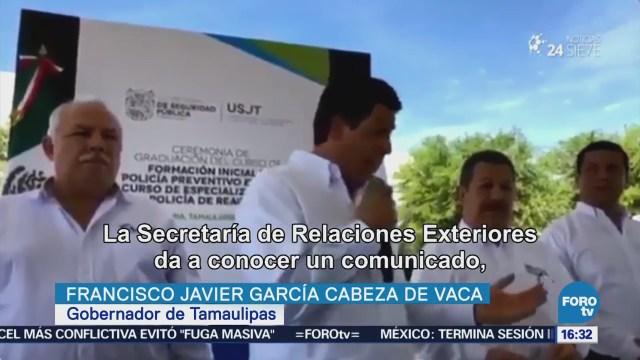 Sre Concede Extradición Eu Eugenio Hernández
