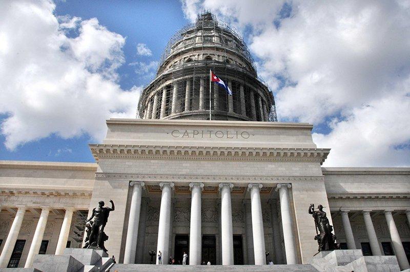 Cuba reabre su Capitolio La Habana años restauración
