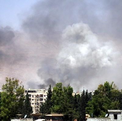 Rebeldes sirios de Guta Oriental anuncia alto el fuego para negociar