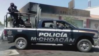 Refuerzan seguridad en Michoacán mil 200 militares