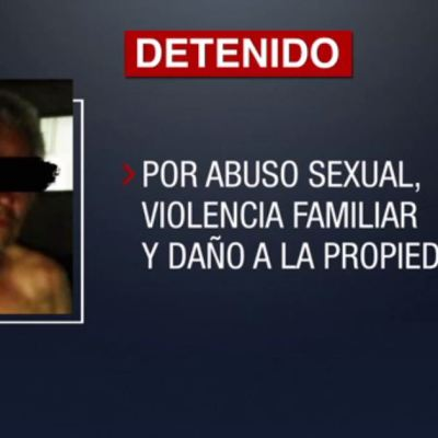 Aseguran a reincidente por abuso sexual en la GAM