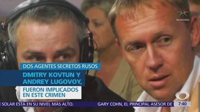 Reino Unido sospecha que Rusia envenenó al exespía Sergei Skripal