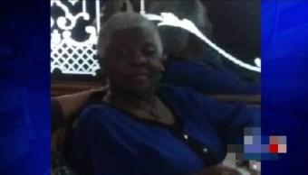 Rescatan mujer que estuvo seis atrapada debajo su cama