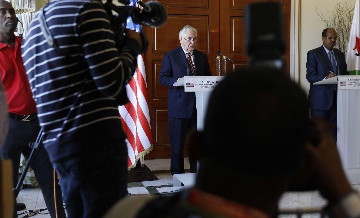 EU, 'un poco' sorprendido por oferta de Kim Jong-un: Rex Tillerson