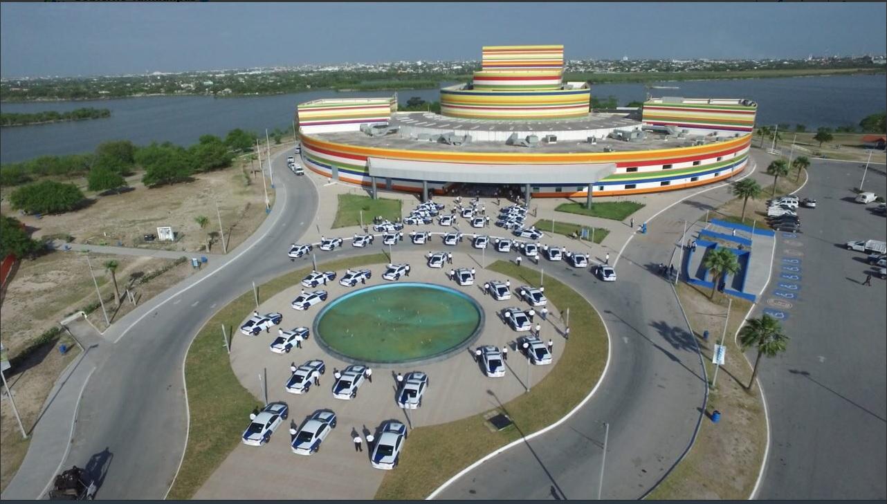 ´Blindan´ en Reynosa puentes y carreteras