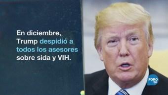 Salud: Administración Trump sabotea la lucha contra el VIH