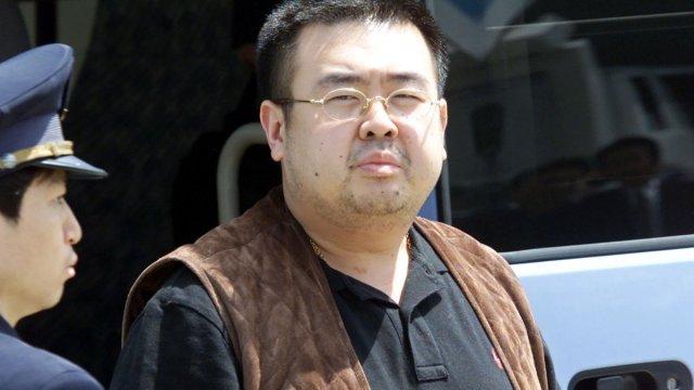 Foto: Kim Jong Nam, hermano del líder norcoreano, Kim Jong Un