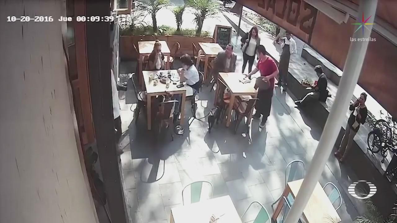 Se duplican los asaltos en restaurantes de la CDMX - Noticieros ...