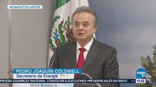 Secretaría de Energía presenta la convocatoria para la Ronda 3
