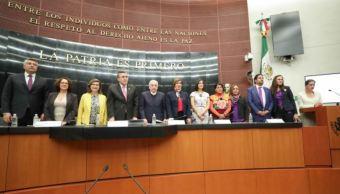Lanzan plataforma que dará seguimiento a leyes sobre derechos de las mujeres