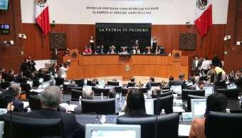 Senadores se separan del cargo para contender en elecciones