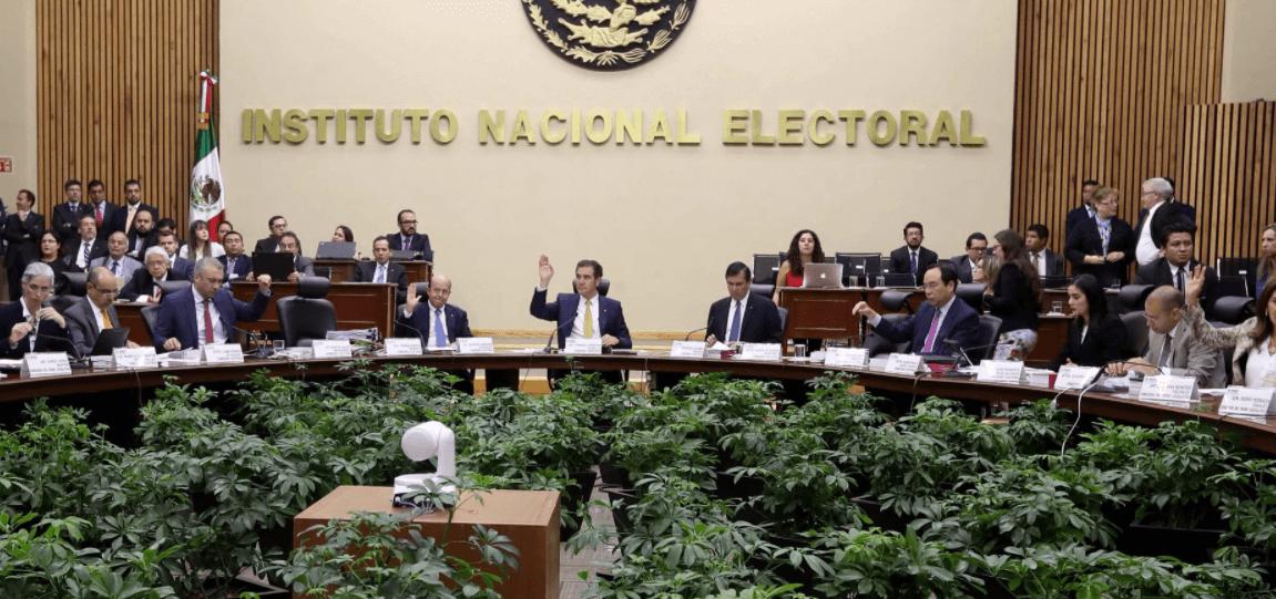 INE incluye a Meade, AMLO, Anaya y Margarita Zavala en boleta electoral