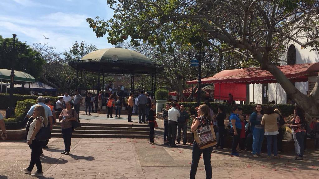 Sismo se registra Chiapas