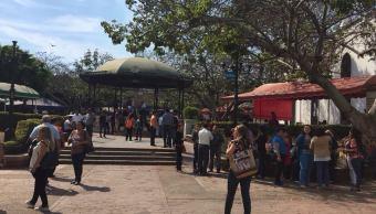 No se reportan daños tras sismo de 4.9 en Chiapas