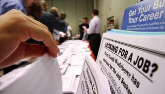 Solicitudes de subsidios por desempleo suben levemente