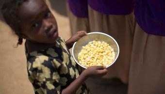 Suben a 124 millones las personas que necesitan ayuda alimentaria