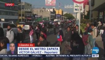 Suspenden servicio en la Línea 12 del Metro CDMX