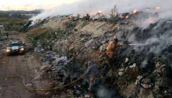 activan alerta emergencia incendio basurero tala jalisco