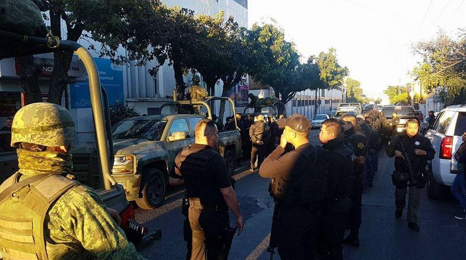 Interviene Gobierno Estatal y Federal a la Policía de Tlaquepaque