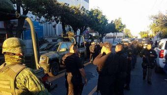 Policía estatal asume la seguridad pública en Tlaquepaque, Jalisco