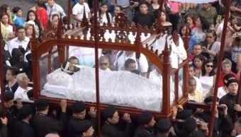 Realizan Procesión del Silencio en Guerrero